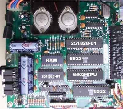 1541C PCB